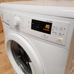 Electrolux vaskemaskine FW33L8143, Kapacitet:8 kg A+++ / 1400rpm