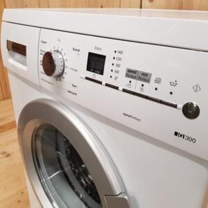 Siemens vaskemaskine WM14E350DN/03, kapacitet: 7kg  Energiklasse: A+++, 1400rpm