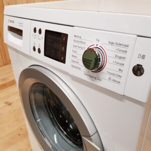 Bosch vaskemaskine WAQ28491SN/06, Energiklasse: A+++, 7 kg, 1400 rpm