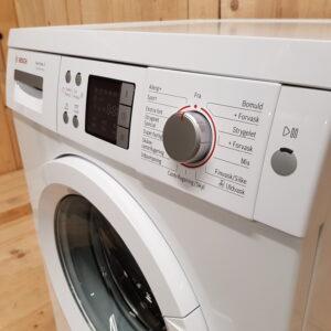 Bosch vaskemaskine WAQ28462SN/01, 8kg, A+++, 1400rpm