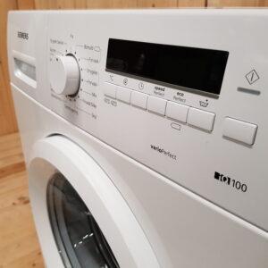 Siemens vaskemaskine WM14B262DN/19, Kapacitet: 6 kg / Energiklasse: A+++ / 1400rpm / Lydniveau; 59dB