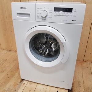 Siemens vaskemaskine WM14B262DN/01 iQ100 / 6 kg / 1400 rpm / Lydniveau: 59dB