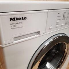 Miele vaskemaskine Novotronic W552 / 6kg / Energiklasse:A+ / 1300rpm