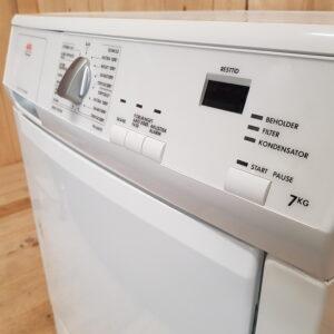 AEG / Electrolux kondenstørretumbler TN65470 / 7kg / Energiklasse: C / Lydniveau: 64dB