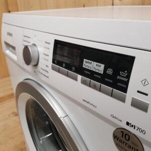 Siemens vaskemaskine WM14S464DN/38  iQ700 8kg / A+++ / Lydniveau 51db / 1400 omdr./min