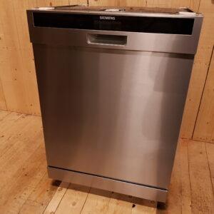 Siemens opvaskemaskine SN46T590SK/11 speedMatic / Energiklasse: A / Støj: 40dB