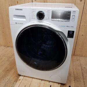 Samsung vaskemaskine WW80H7600EW/EE EcoDrum / 8kg / 1600rpm / A+++