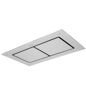 Silverline emhætte PE223-100HVID incl. extern motor  (Demo/Nyt Produkt)
