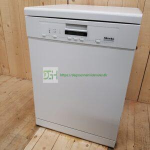 Miele industri opvaskemaskine PG8080BW lotus hvid *60 cm *Lydniveau 49dB *Kuverter  13 *Energiklasse A+