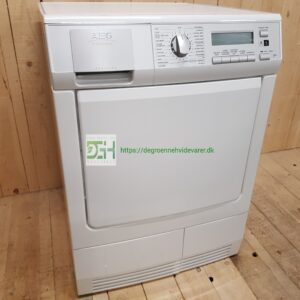 AEG/Electrolux kondens tørretumbler TN95570 *Energiklasse: A-40 *Fyldmængde: 7 kg * Lydniveau:68 dB