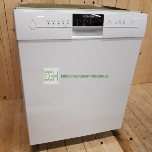 Siemens ZEOLITH opvaskemaskine SN45M231SK/98 iQ500 *Energiklasse A+++ *Lydniveau (dB) 44 *Kapacitet (antal kuverter) 13