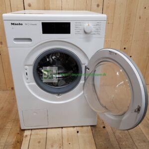Miele vaskemaskine WDB035  *Motortype: Kulfri *A+++ *centrifugeringshastighed 1400 *Kapacitet 7kg *Lydniveau 50db