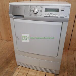 AEG/Electrolux kondens tørretumbler TN95871 *7kg *A+ *Lydniveau 67 dB
