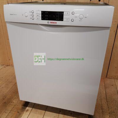 Bosch Zeolith®-tørring opvaskemaskine SMU53M72SK/82 *Energiklasse: A+++ *13 standardkuverter *Lydniveau: 44 dB(A)