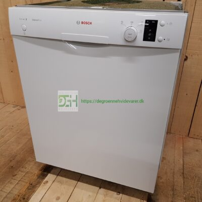 Bosch opvaskemaskine SMU24AW01S/48 *Lydniveau 48db *12 standardkuverter