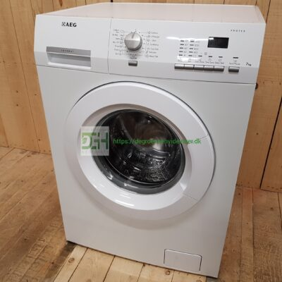 AEG vaskemaskine L63472FL *7 kg *1400 o / min *Lydniveau 59 dB (A) *A+++