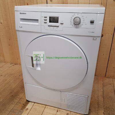 Blomberg kondens tørretumbler TKF7451W10 *7kg *A+ *Lydniveau: 65DB