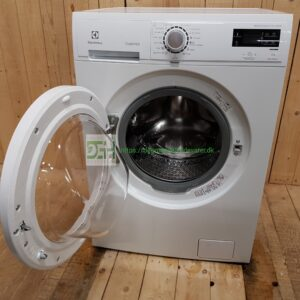 Electrolux med damp vaskemaskine EWF1476GDW kulfri motor *7kg *1400 rpm *Lydniveau 51 db *A+++
