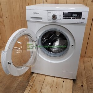 Siemens vaskemaskine WM14Q460DN/01 *7kg *1400rpm *Lydniveau 54db *Energiklasse B