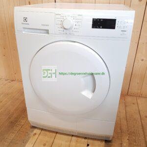 Electrolux kondens tørretumbler EDH3674PW3 *7kg *A+ *Lydniveau:66 dB(A)