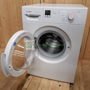 Bosch vaskemaskine WAB24166SN 'Energiklasse A+++ *6kg *Støjniveau 57db *1200 omdr./min