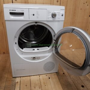 Bosch self cleaning kondens tørretumbler WTW86192SN/14 *7kg *A++ *Lydniveau 65 dB