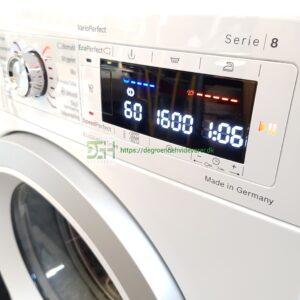 Bosch vaskemaskine WAW32597SN/01 *8kg *A+++ *1600rpm *Støjniveau 48db
