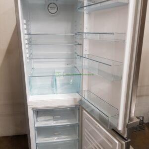 Miele køleskab med fryser KFN12823SD *A+ *• Lydniveau 41db *• Kapacitet i alt (netto): 320 l * NoFrost