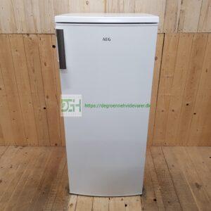 AEG Kompakt  Køl/Frys RFB42412AW *125 cm *Kapacitet: 208/18 liter *Lydniveau: 40dB