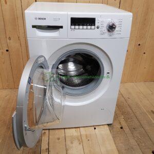 Bosch vaskemaskine WAK28298SN/21 *8kg *1400rpm *A+++ *Lydniveau 56 dB