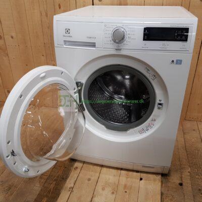 Electrolux vaskemaskine EWF1687HDW **8kg *1600rpm *Lydniveau: 51 dB *A+++
