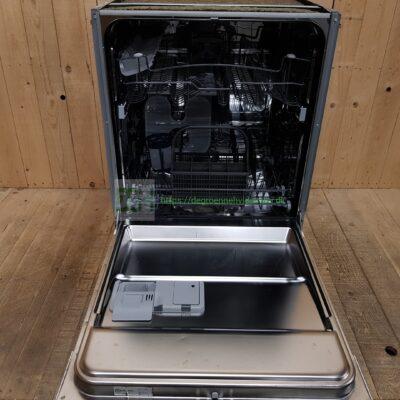 Baucknecht opvaskemaskine GSFL1001WS *Energiklasse A *12 standardkuverter *Lydniveau db
