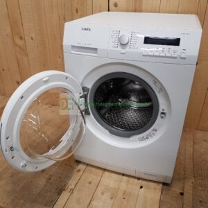 AEG vaskemaskine L75484EFL *8kg *1400rpm *A+++ * Lydniveau 51 db