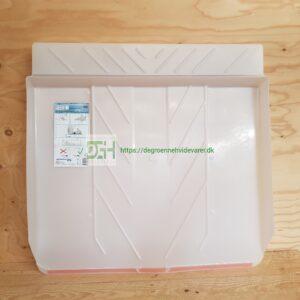 Drypbakke D60 60CM. FOR VASKE- OG OPVASKEMASKINE 500 X 600 (tilbehør)