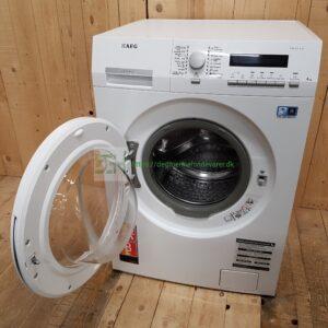 AEG vaskemaskine LFL74834 *8kg *1400rpm *A+++ *Lydniveau 59db