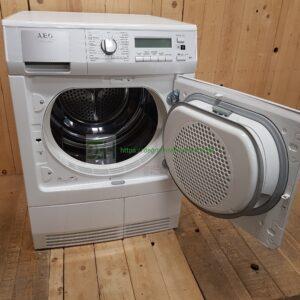 AEG/Electrolux kondens tørretumbler TN95579 *7 kg *Energiklasse: A *Lydniveau 67 db