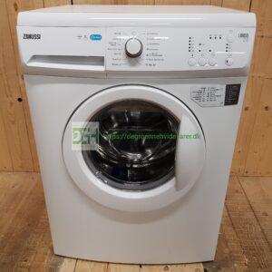 Zanussi vaskemaskine ZWF71440W *7kg *1400rpm *A+++ *Lydniveau 58db