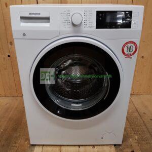 Blomberg vaskemaskine BWG486W0 *8kg *1600rpm *Lydniveau 52db *A+++
