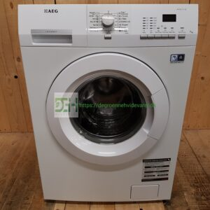AEG vaskemaskine F66074LW *7kg *1400rpm *A+++