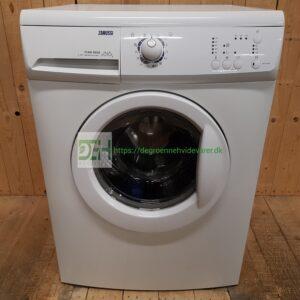 Zanussi vaskemaskine ZWG6140P 6kg *1400rpm *Energiklasse  A-10% *Lydniveau 53db