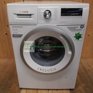 Bosch vaskemaskine WAN282B8DN/05 *8kg *A+++ *1400rpm *Lydniveau 55db