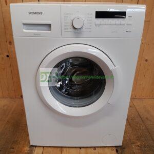 Siemens vaskemaskine WM14B262DN/31 *6kg *1400rpm *A+++ *Lydniveau: 59db