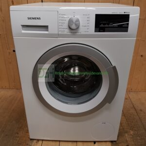 Siemens vaskemaskine WM14T3E8DN/07 *8kg *A+++ *1400rpm *Lydniveau 49db