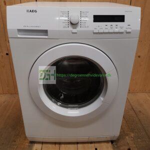 AEG vaskemaskine L75484EFL *8kg *1400 omdrejninger * Energiklasse A+++ * Lydniveau 51 db