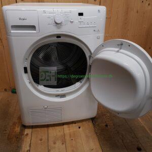 Whirlpool kondenstørretumbler AZB8670 *8 kg *Energiklasse: B *Lydniveau:74 dB(A)
