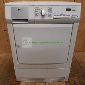 AEG/Electrolux kondens tørretumbler TN95670 *7 kg *Energiklasse A-40% *Lydniveau 67db