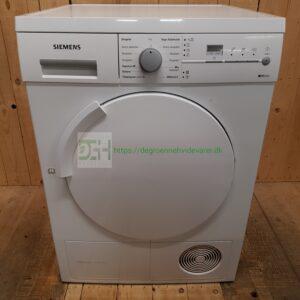 Siemens Selvrensende kondenstørretumbler WT44W360DN/09  *7kg *A+
