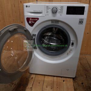 LG vaskemaskine F4J5QN4W *7kg *A+++ *1400rpm *Lydniveau 55dB