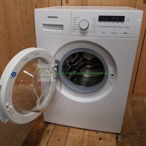Siemens vaskemaskine WM14B261DN/01 *6kg *A+ *1400 rpm *Lydniveau 59db