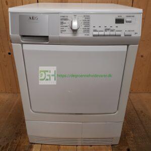 AEG/Electrolux kondens tørretumbler TN95670 *7kg *Energiklasse A-40% *Lydniveau 67db
